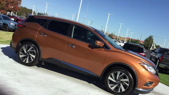 Pre-Owned 2016 Nissan Murano Platinum