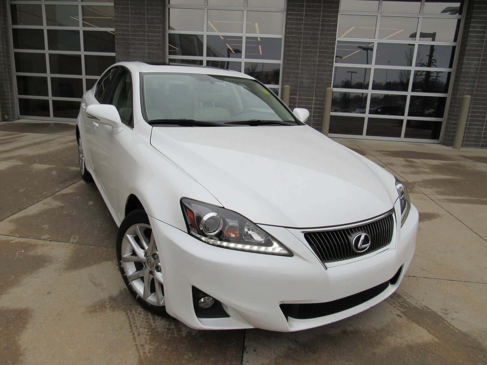 Pre-Owned 2012 Lexus IS 250 4dr Sport Sdn Auto AWD