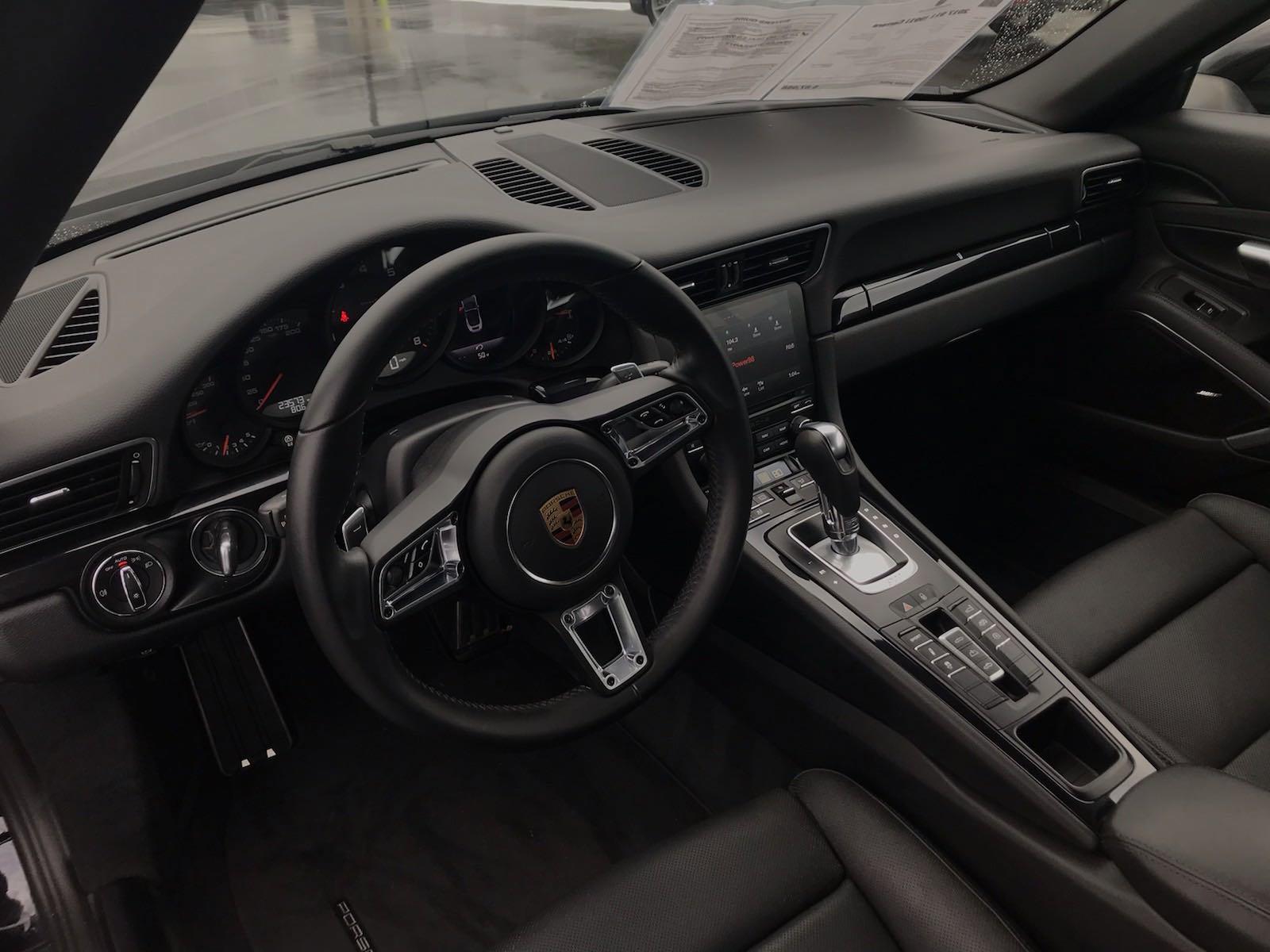 Pre-Owned 2017 Porsche 911 Carrera Cabriolet