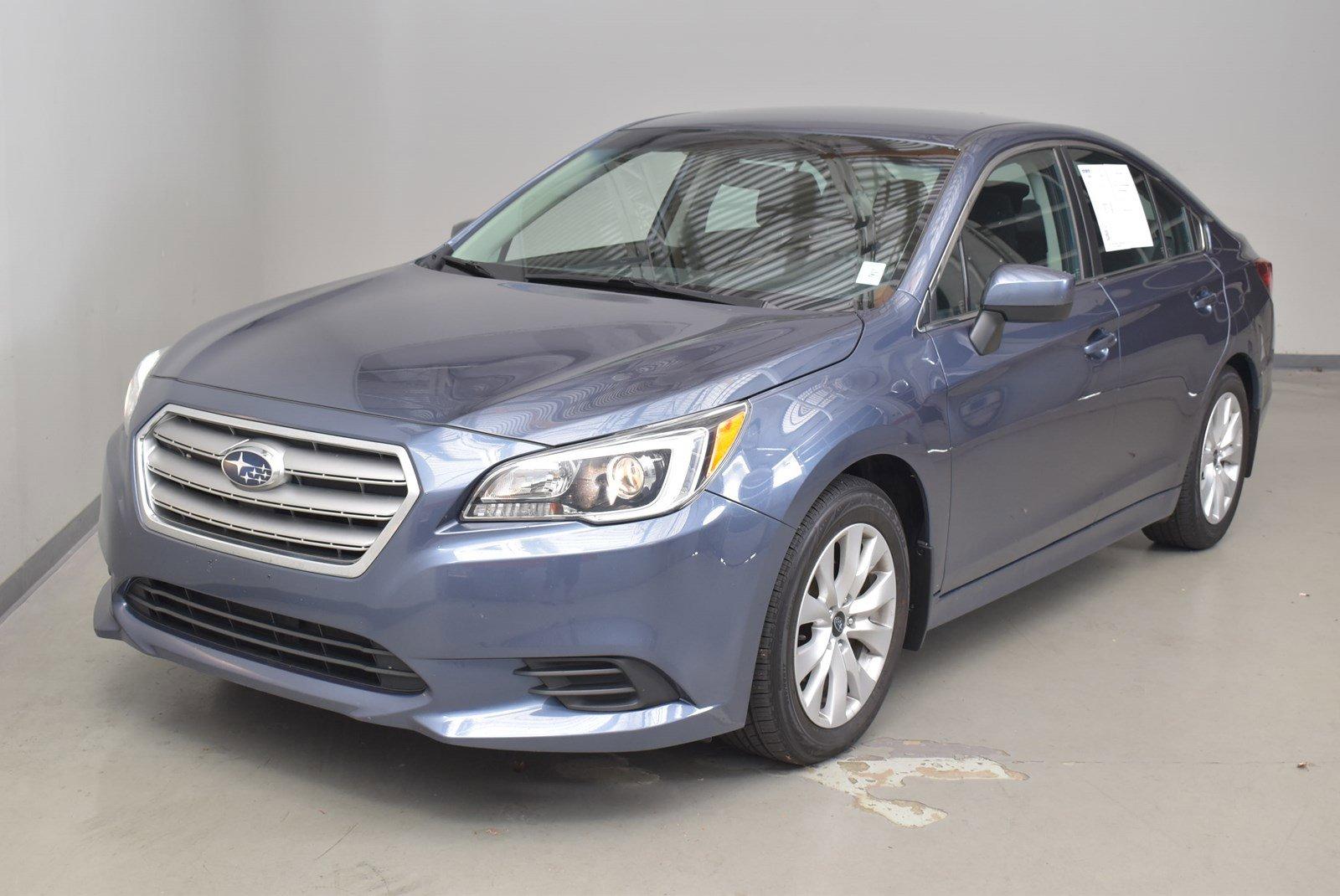 Pre-Owned 2017 Subaru Legacy Premium