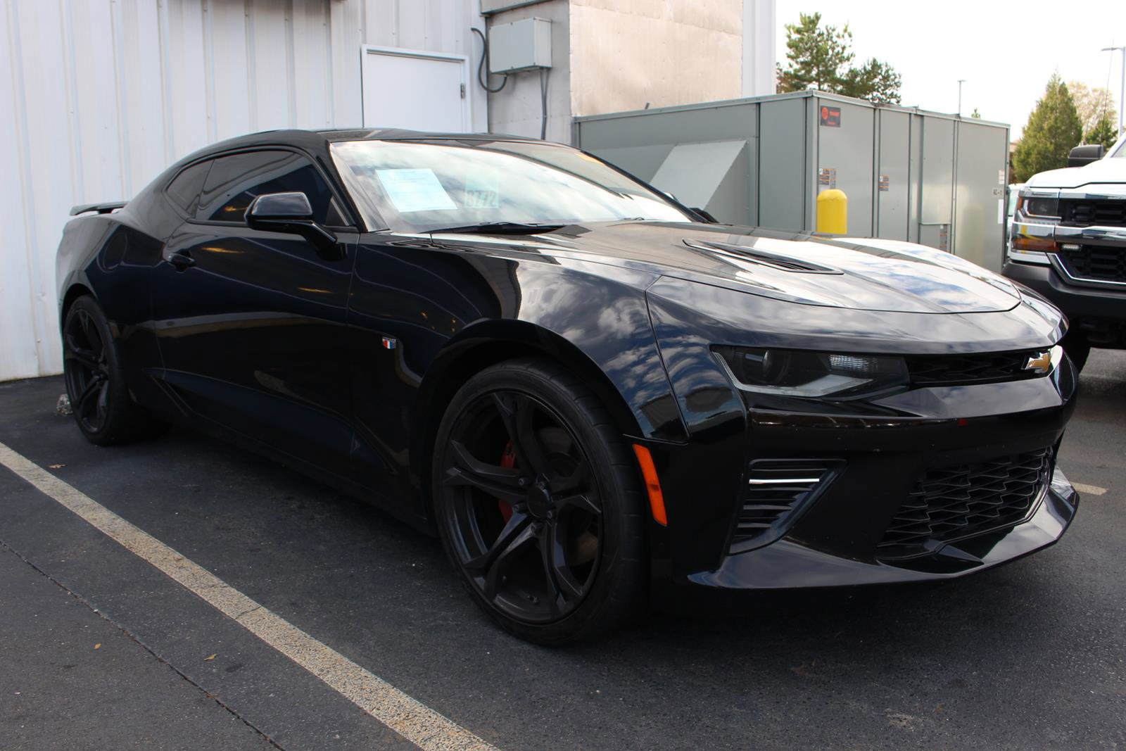 Certified Pre-Owned 2016 Chevrolet Camaro 1SS