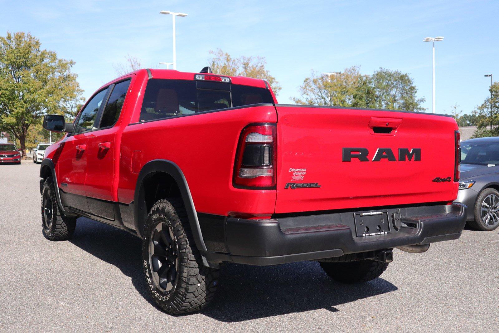 Pre-Owned 2019 Ram 1500 Rebel