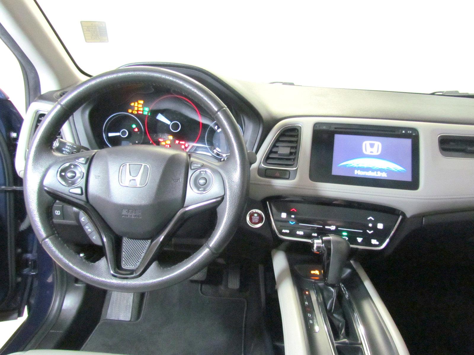Pre-Owned 2016 Honda HR-V EX-L w/Navi