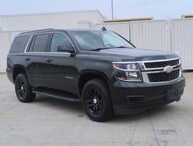 Pre-Owned 2017 Chevrolet Tahoe LT