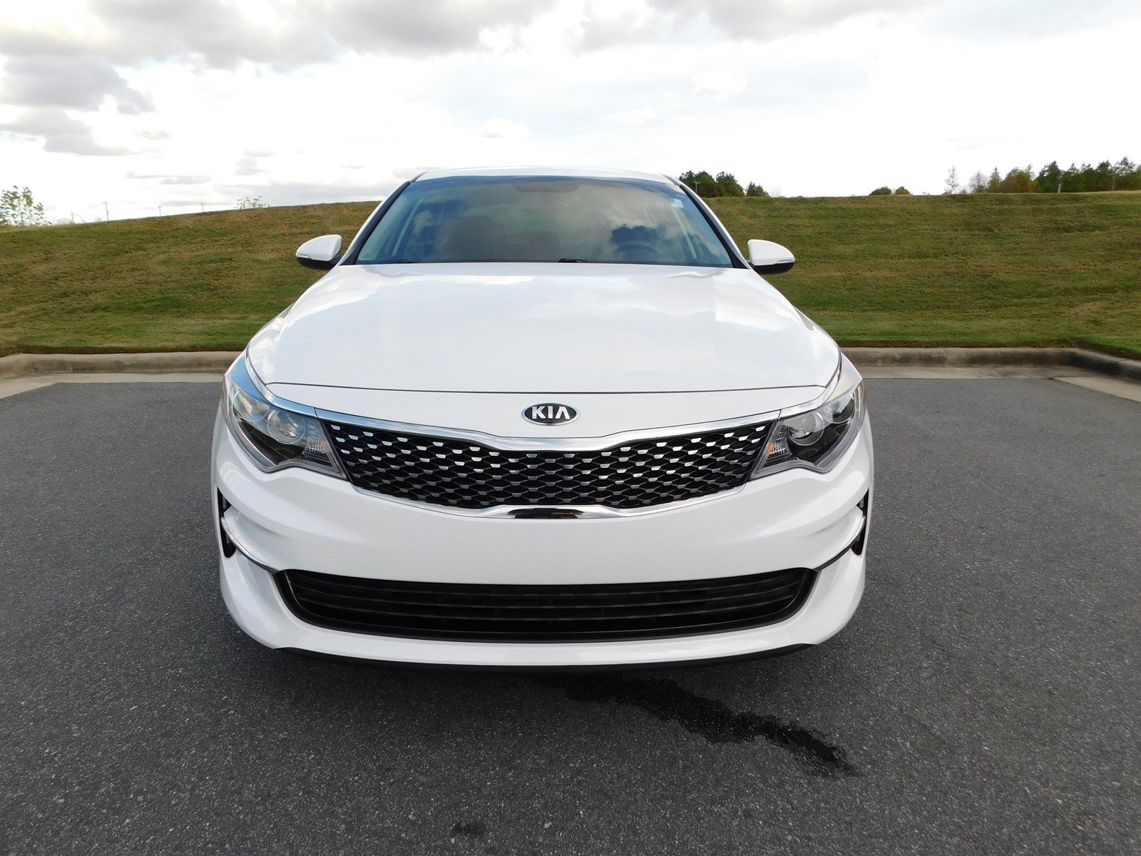 Pre-Owned 2016 Kia Optima EX