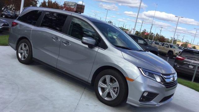 Pre-Owned 2019 Honda Odyssey EX-L w/Navi/RES