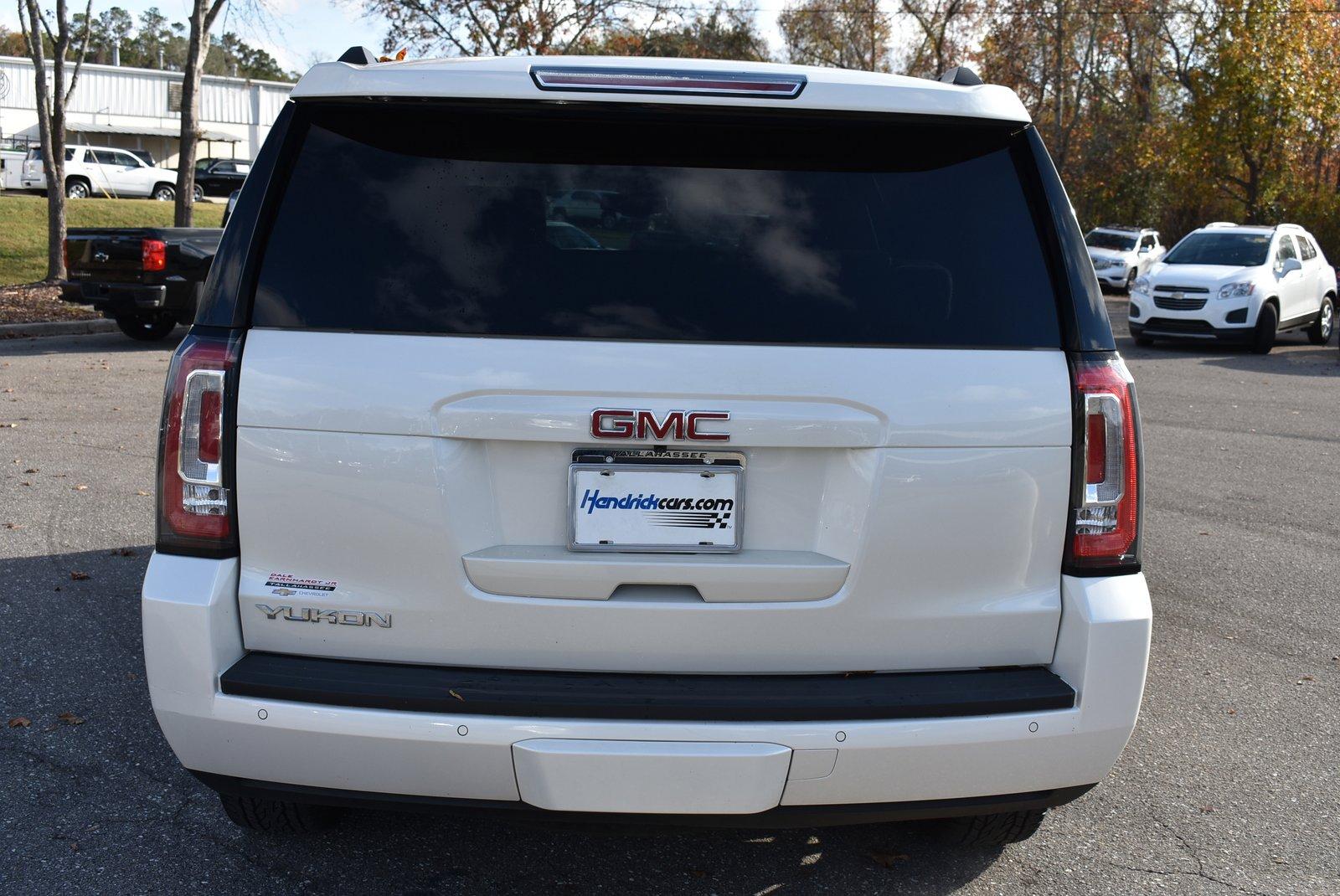 Pre-Owned 2015 GMC Yukon SLT