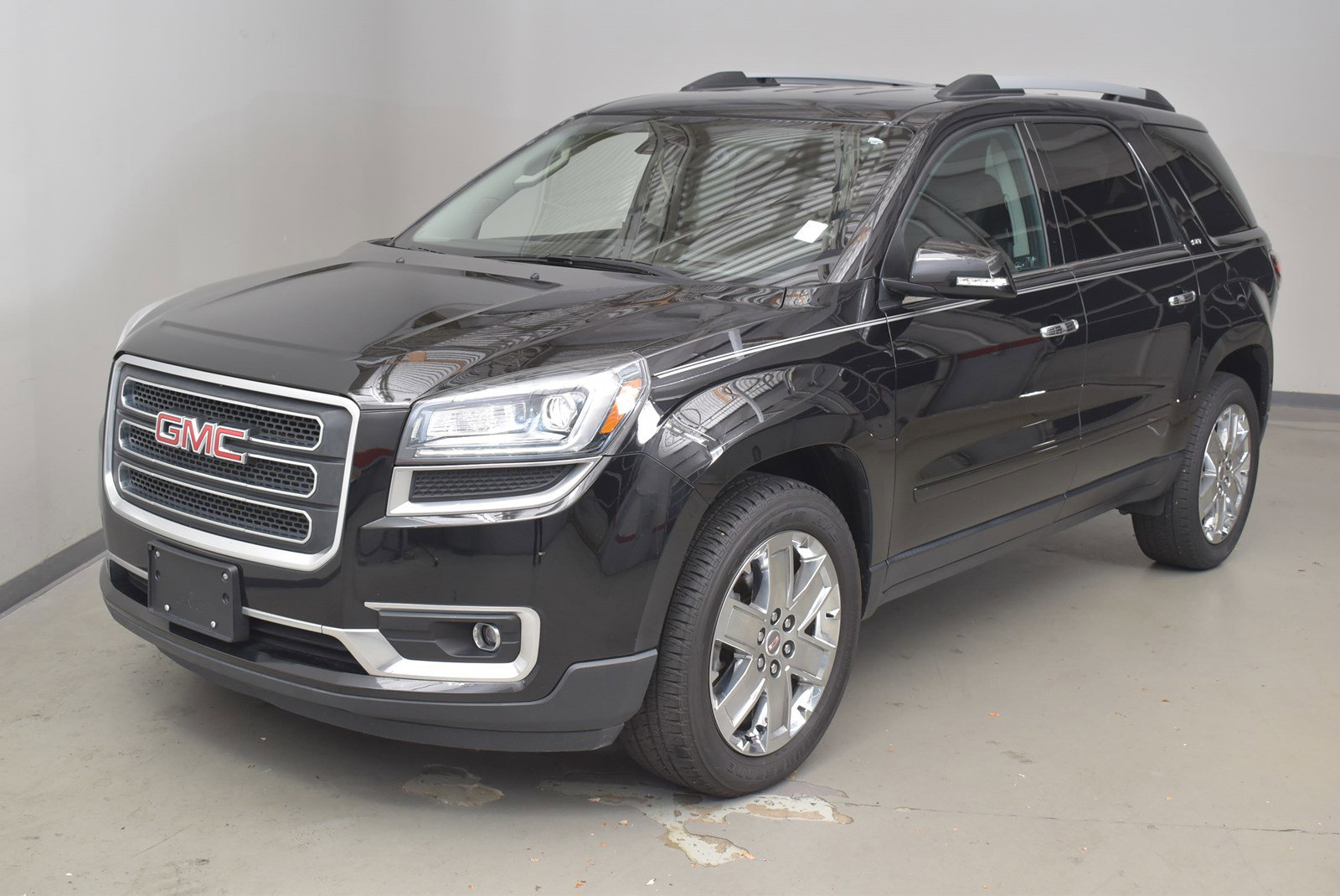 Gmc Acadia Limited >> Pre Owned 2017 Gmc Acadia Limited Limited