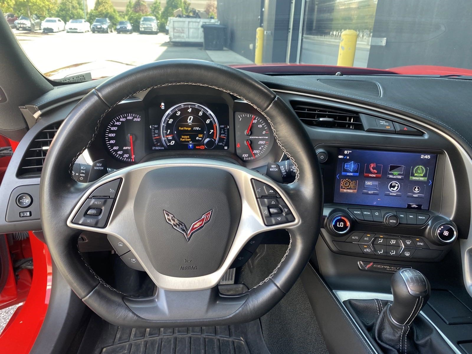 2017 Chevrolet Corvette 1LT