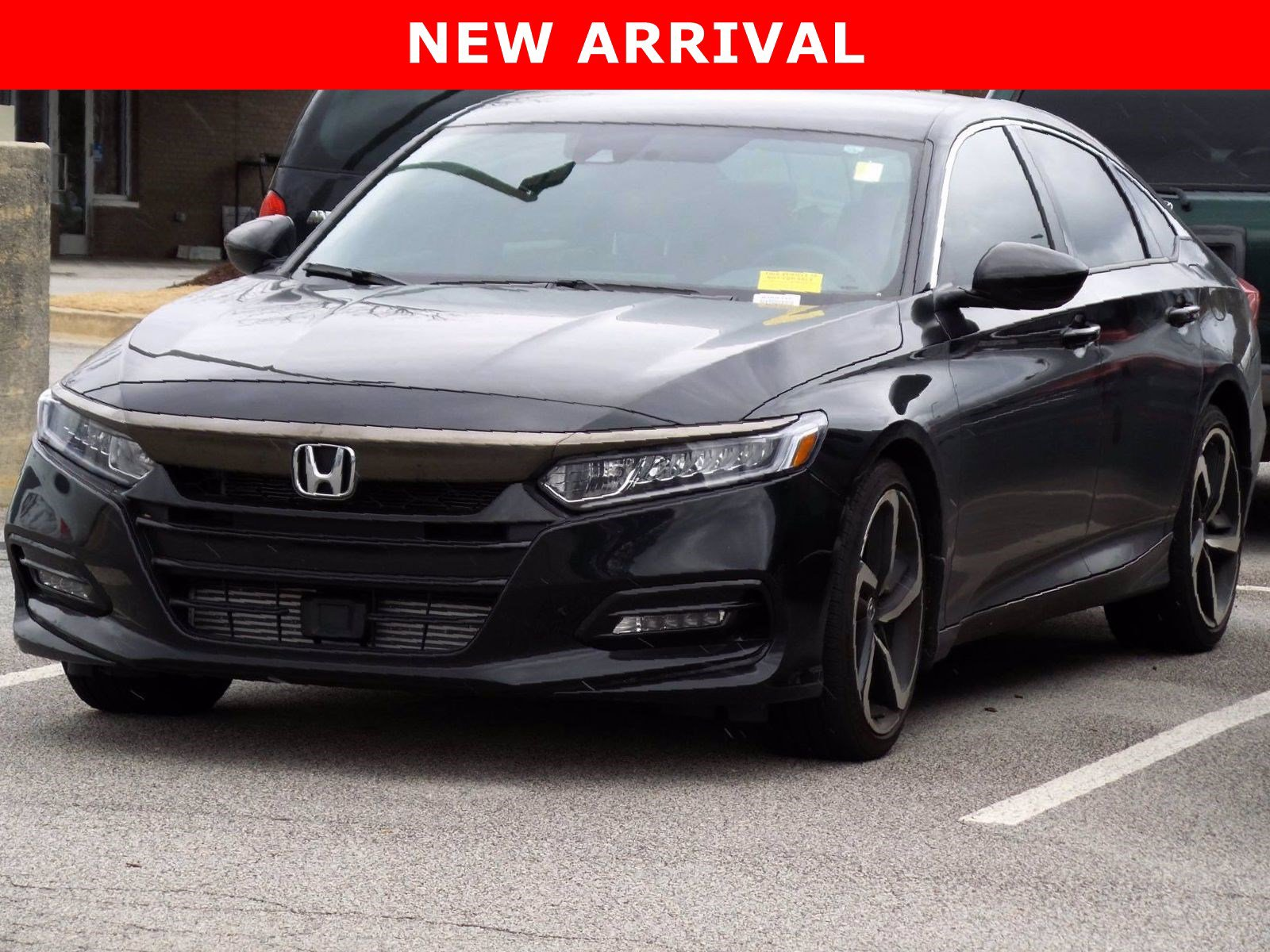 Pre Owned 2020 Honda Accord Sport Sedan In Duluth M38834a Gwinnett Place Honda