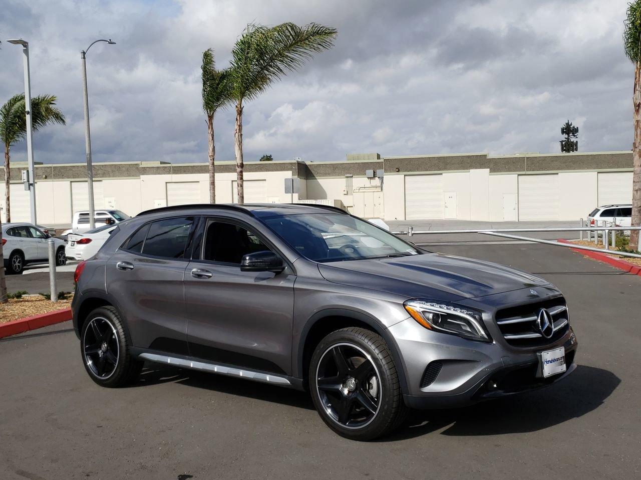 Pre-Owned 2017 Mercedes-Benz GLA GLA 250