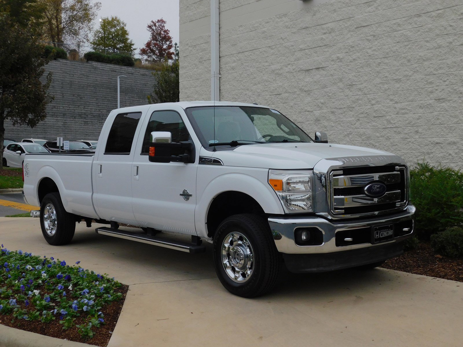 Pre-Owned 2012 Ford F-250 Lariat 4WD Power Stroke