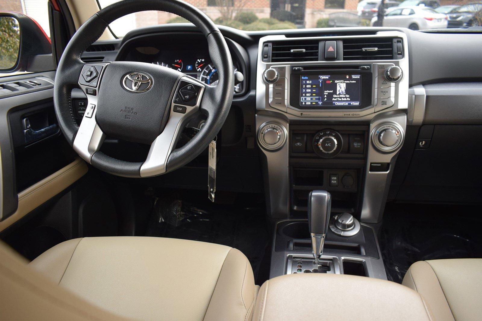 Pre-Owned 2016 Toyota 4Runner SR5 Premium