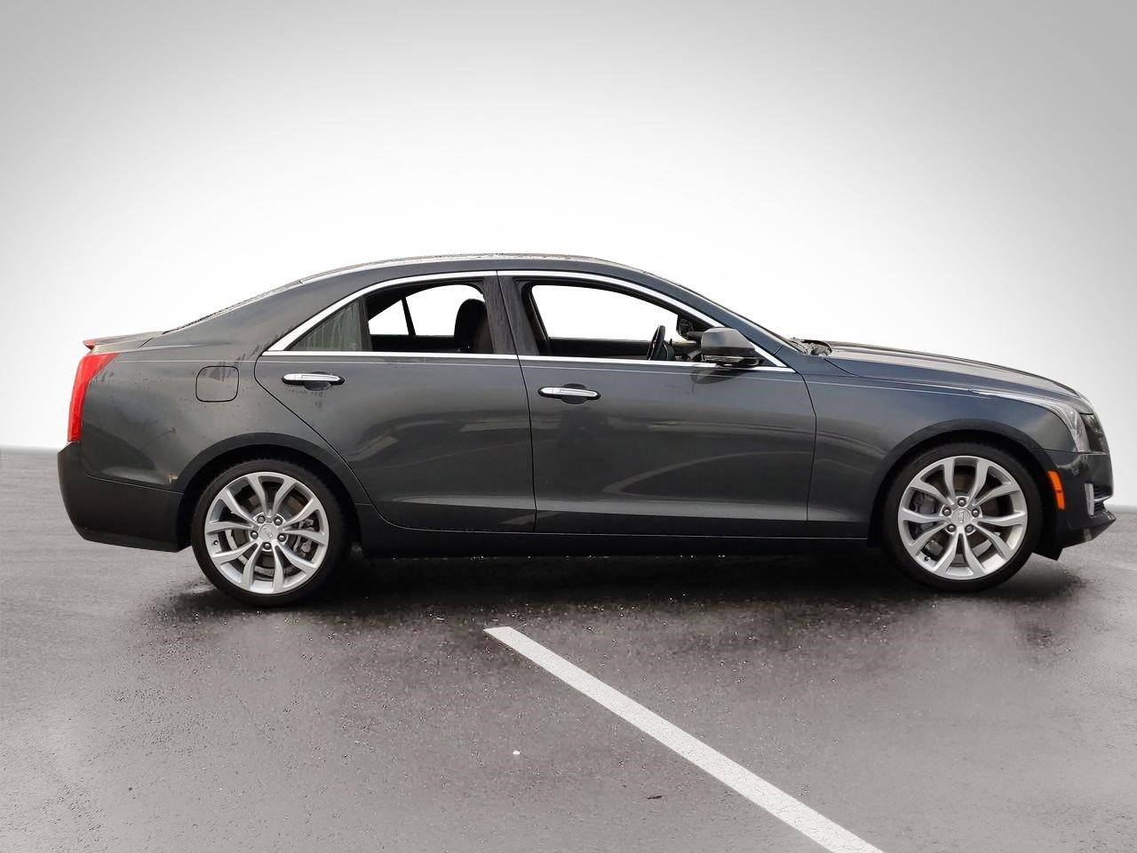 Certified Pre-Owned 2016 Cadillac ATS Sedan Performance Collection RWD