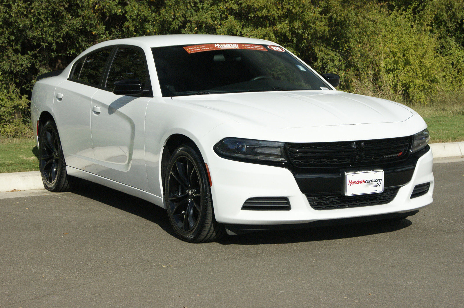 Pre Owned 2018 Dodge Charger Sxt Sedan In Duluth L19755a Rick Hendrick Chevrolet Duluth