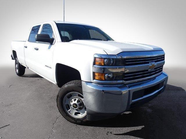 Pre-Owned 2016 Chevrolet Silverado 2500HD Work Truck