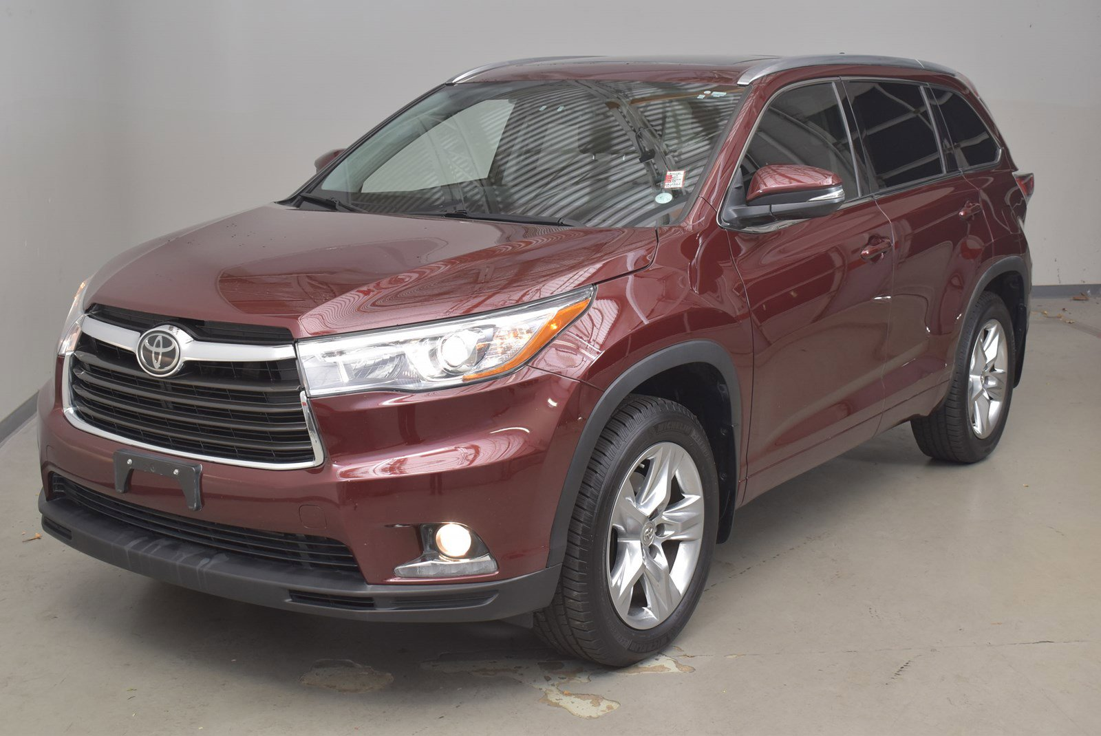Pre-Owned 2015 Toyota Highlander Limited Platinum