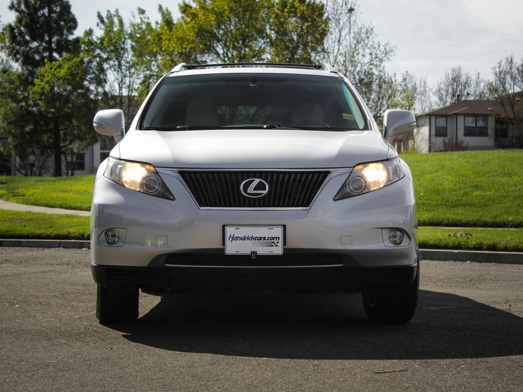 Pre-Owned 2010 Lexus RX 350 4DR AWD