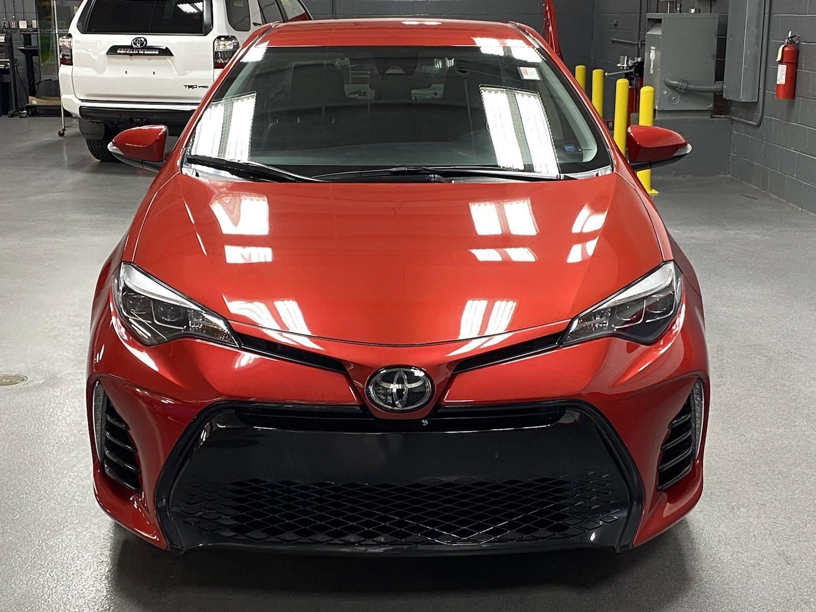 Pre-Owned 2019 Toyota Corolla SE