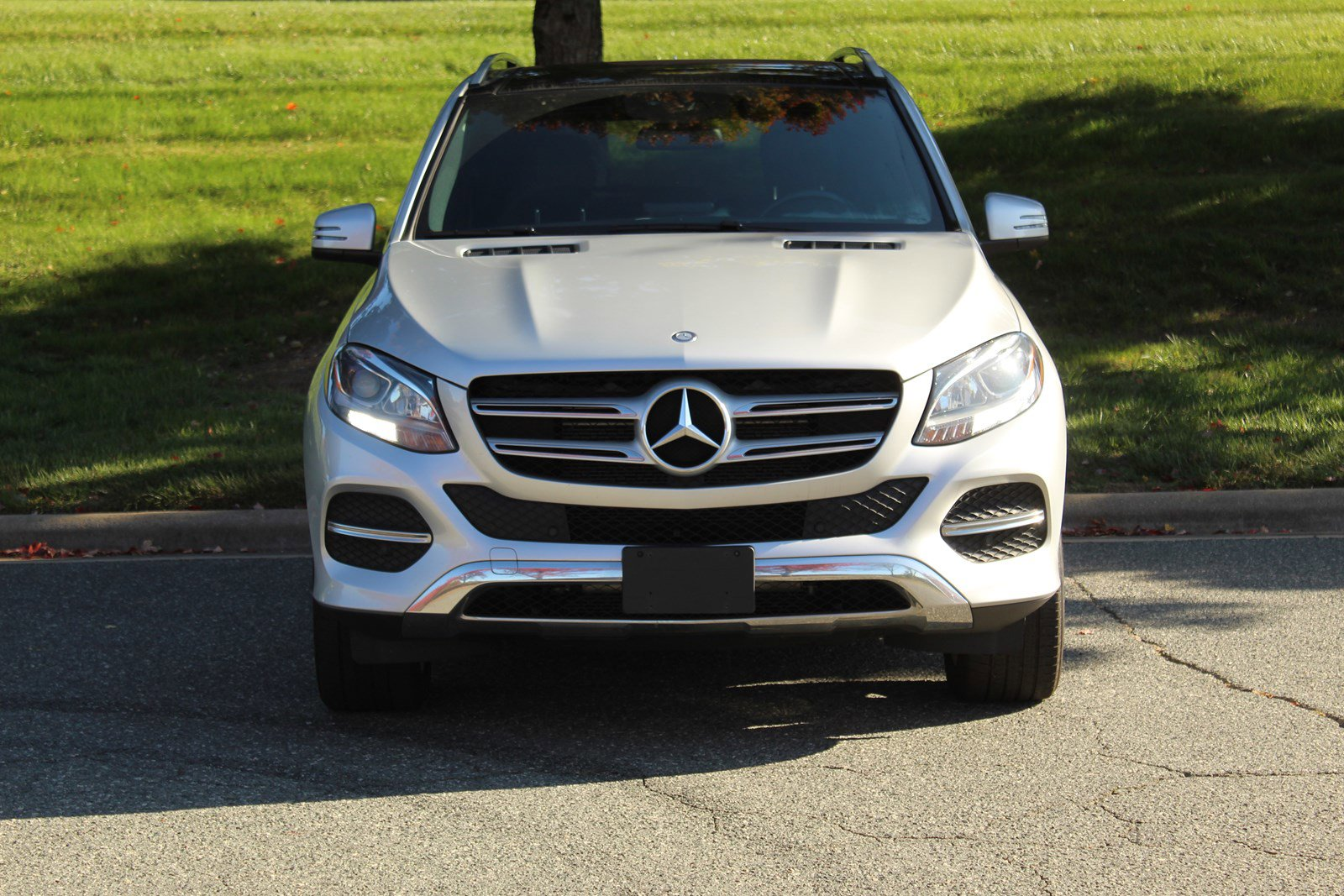 Pre-Owned 2017 Mercedes-Benz GLE 350