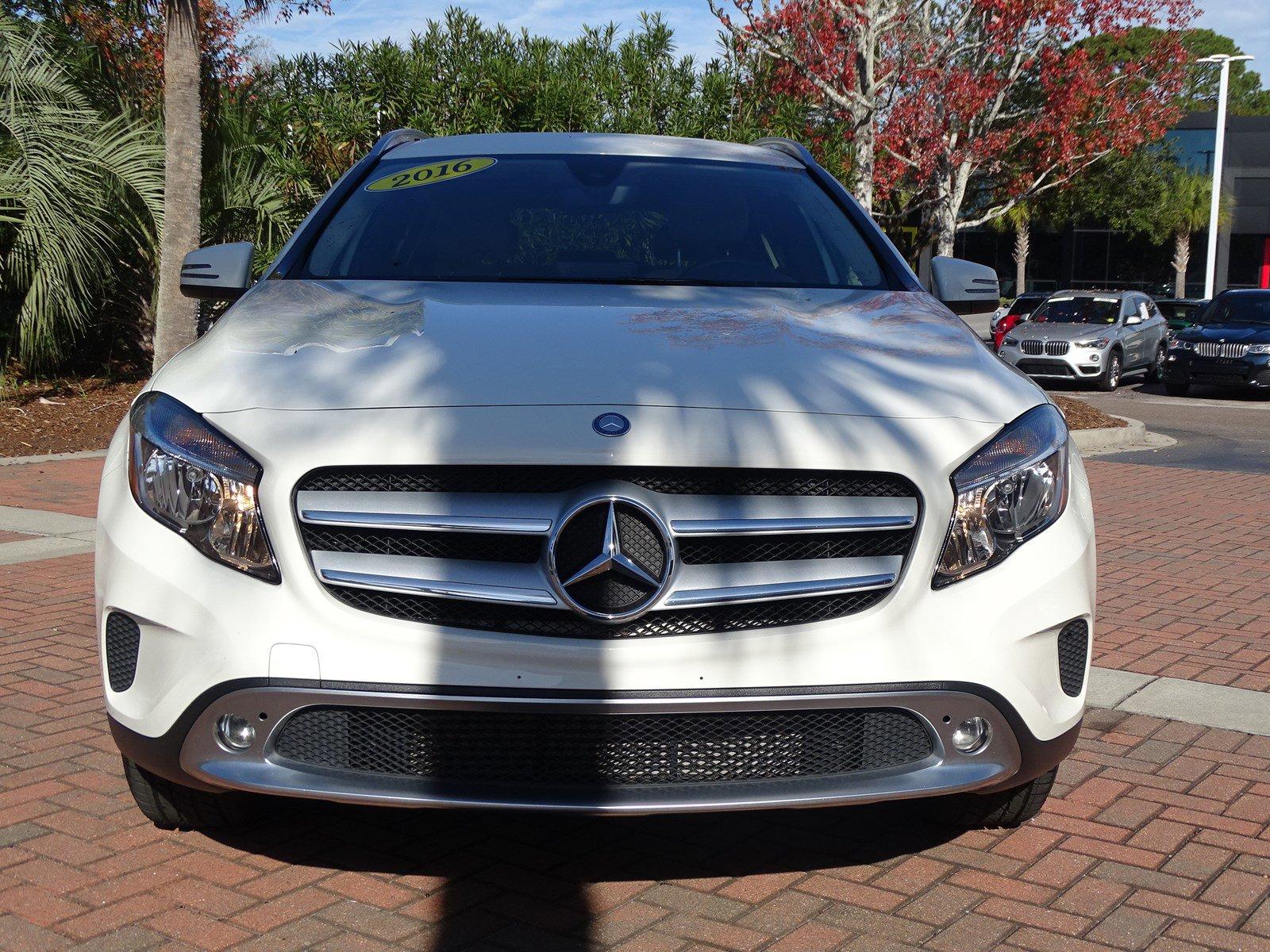 Pre-Owned 2016 Mercedes-Benz GLA GLA 250