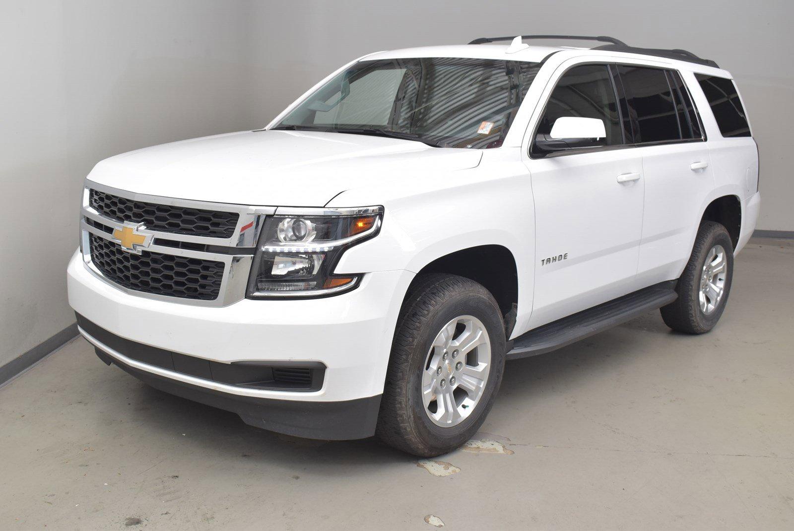 Pre-Owned 2018 Chevrolet Tahoe LS