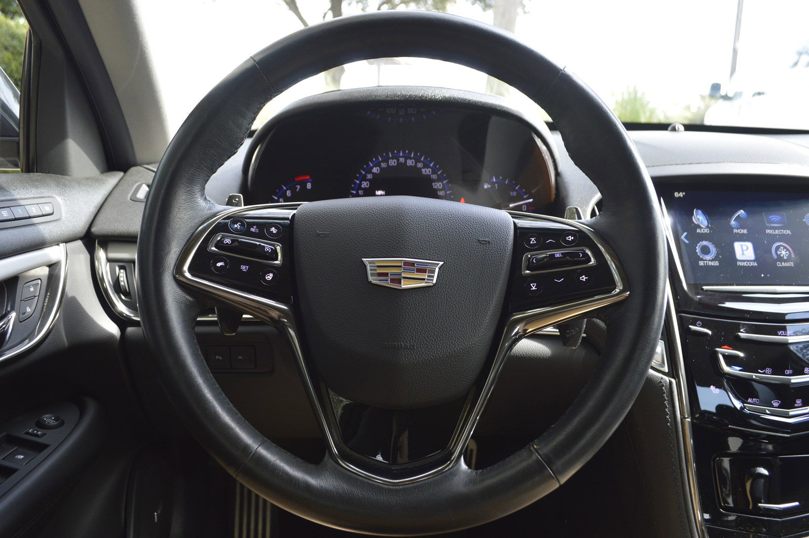 Pre-Owned 2016 Cadillac ATS Sedan Performance Collection RWD
