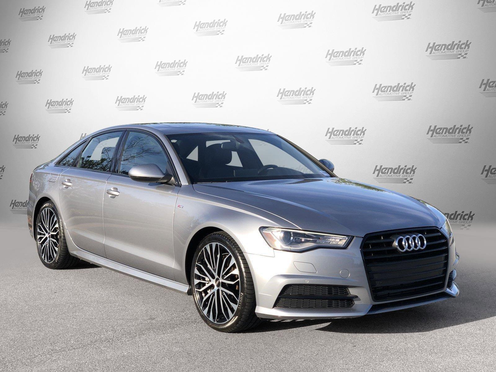 Pre-Owned 2018 Audi A6 Premium