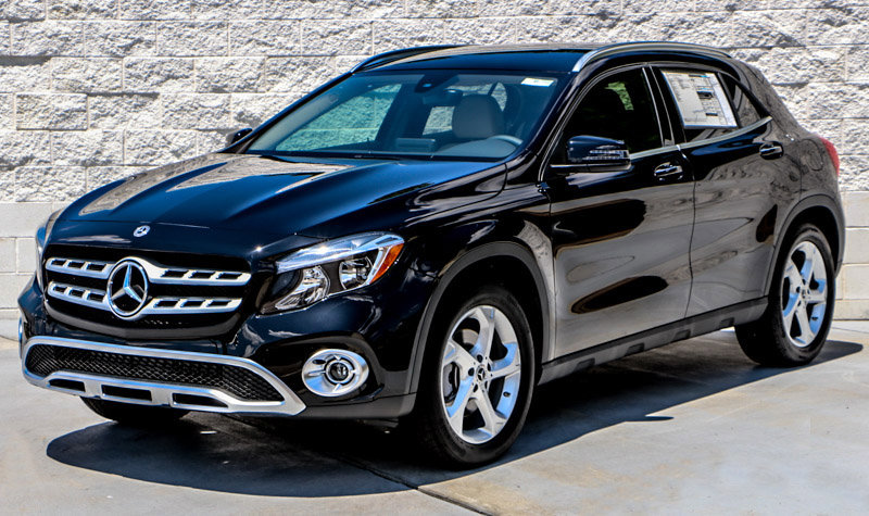 Pre-Owned 2019 Mercedes-Benz GLA 250