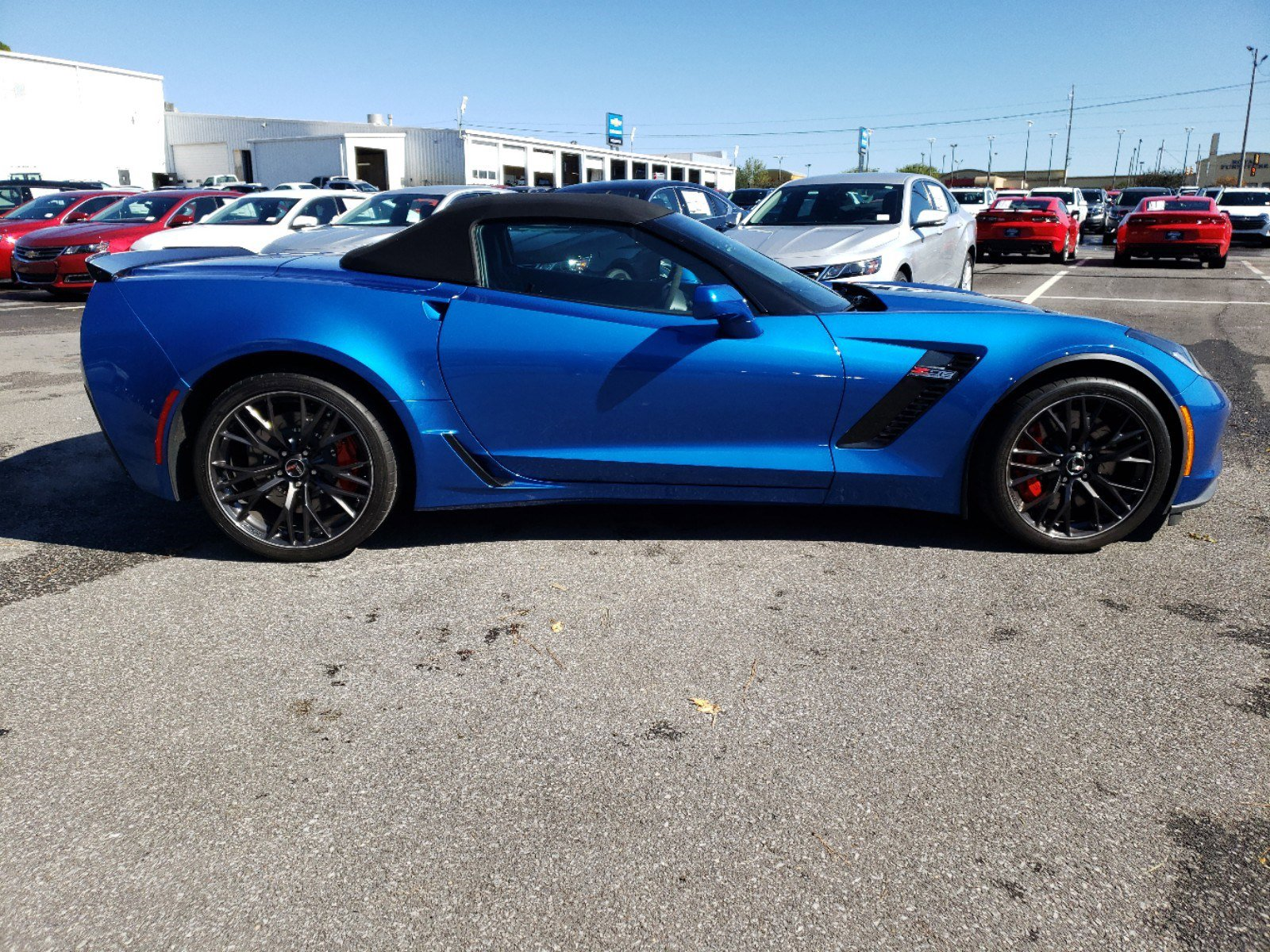 Certified Pre-Owned 2016 Chevrolet Corvette Z06 3LZ