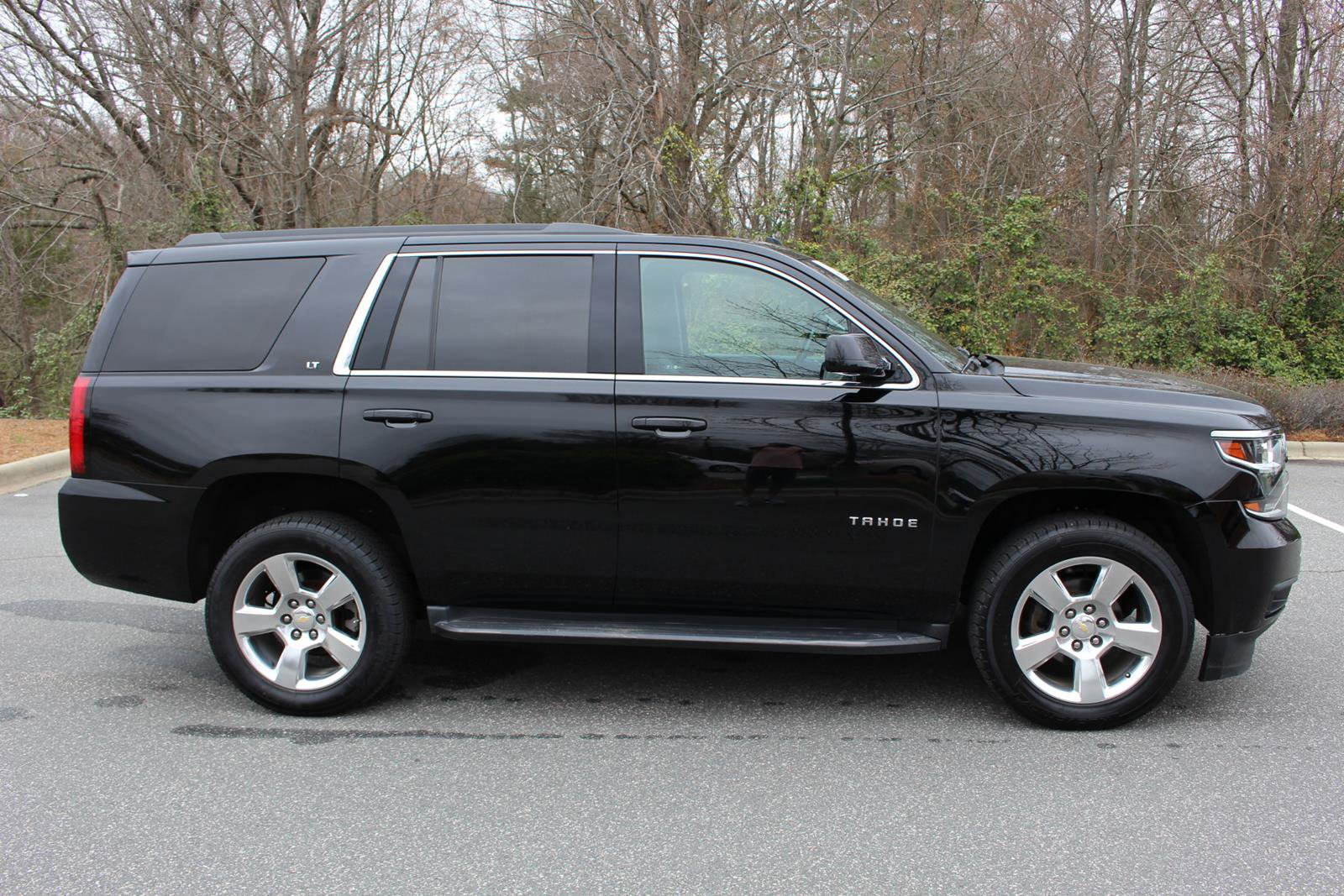 Certified Pre-Owned 2016 Chevrolet Tahoe LT