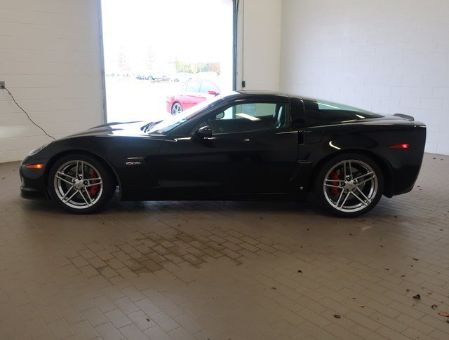 Pre-Owned 2008 Chevrolet Corvette Z06