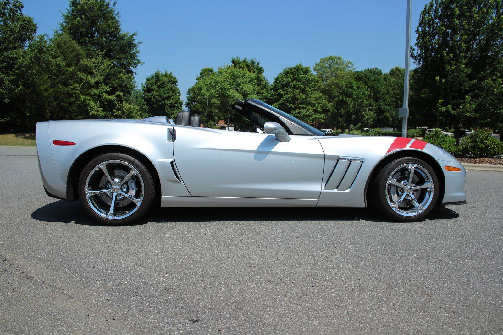 Pre-Owned 2012 Chevrolet Corvette Z16 Grand Sport w/3LT