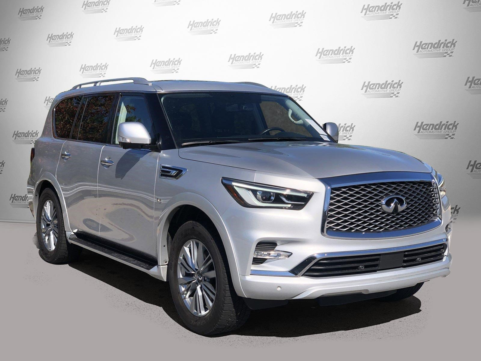 Pre-Owned 2018 INFINITI QX80 RWD