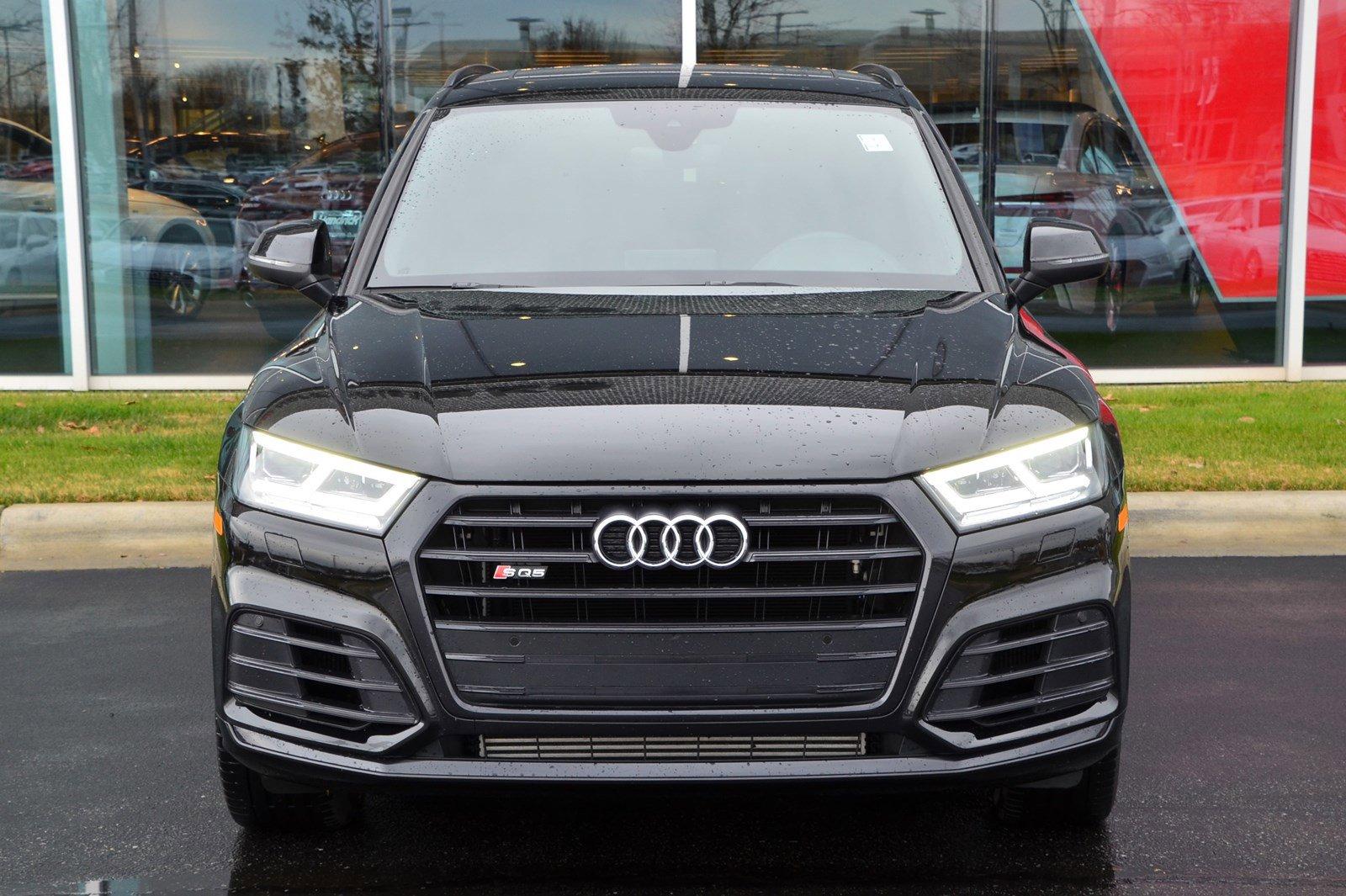 Pre-Owned 2019 Audi SQ5 Premium Plus