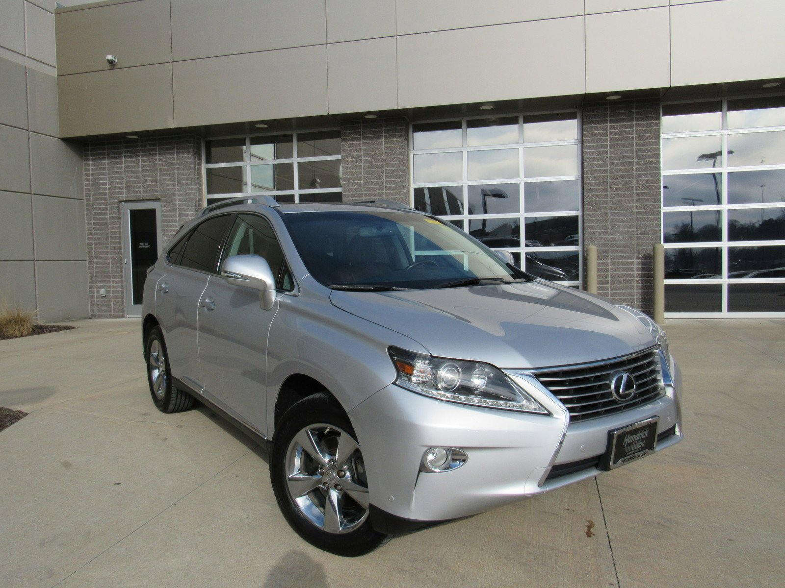 Pre-Owned 2013 Lexus RX 350 AWD 4dr