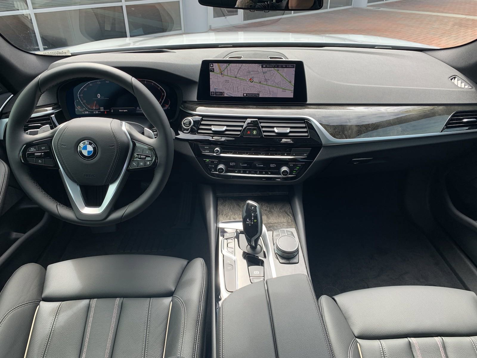 Certified Pre-Owned 2020 BMW 5 Series 540i