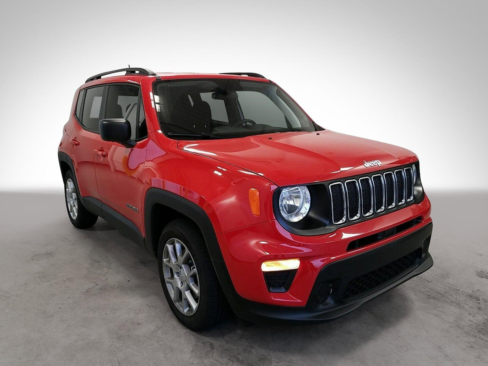 Awesome Pre Owned 2019 Jeep Renegade Sport Creativecarmelina Interior Chair Design Creativecarmelinacom