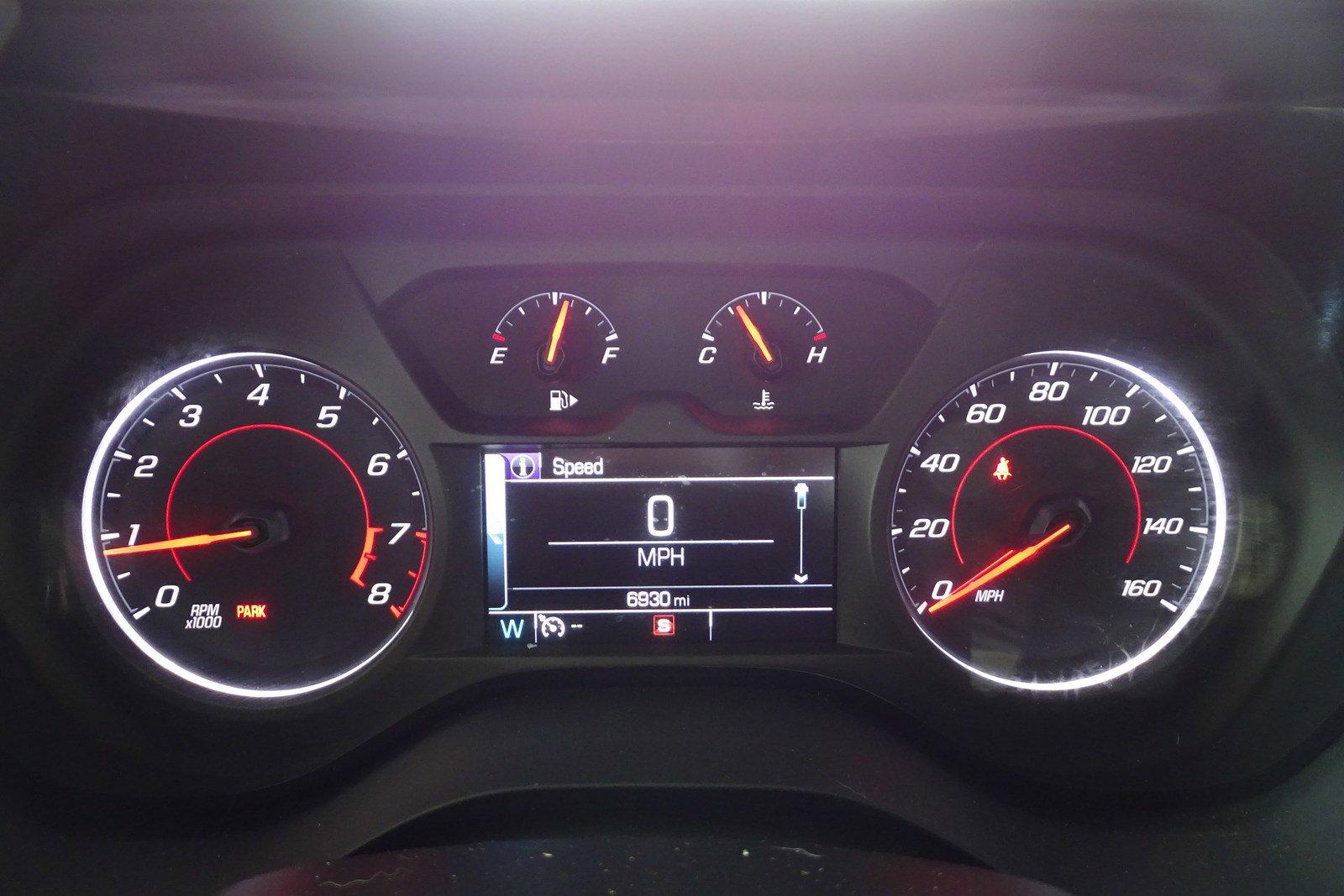 Certified Pre-Owned 2017 Chevrolet Camaro 1LT