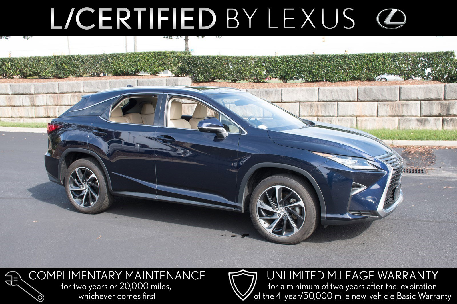 Pre-Owned 2017 Lexus RX RX 350 Luxury