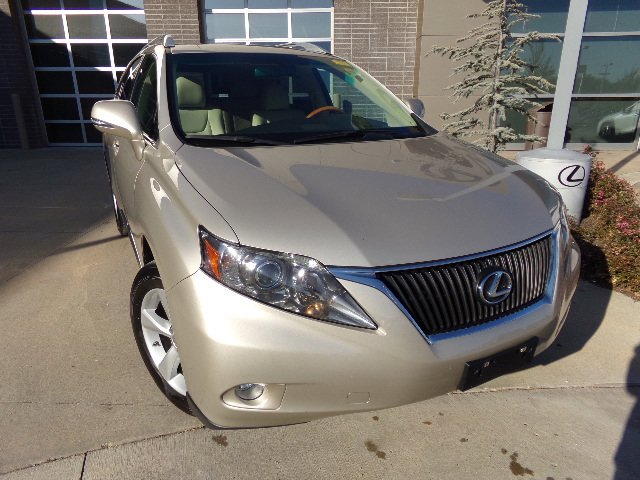 Pre-Owned 2012 Lexus RX 350 FWD 4dr