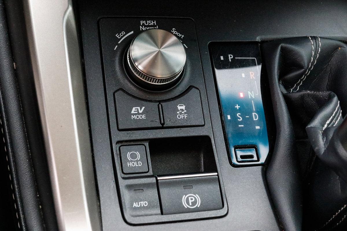 Pre-Owned 2018 Lexus NX NX 300h