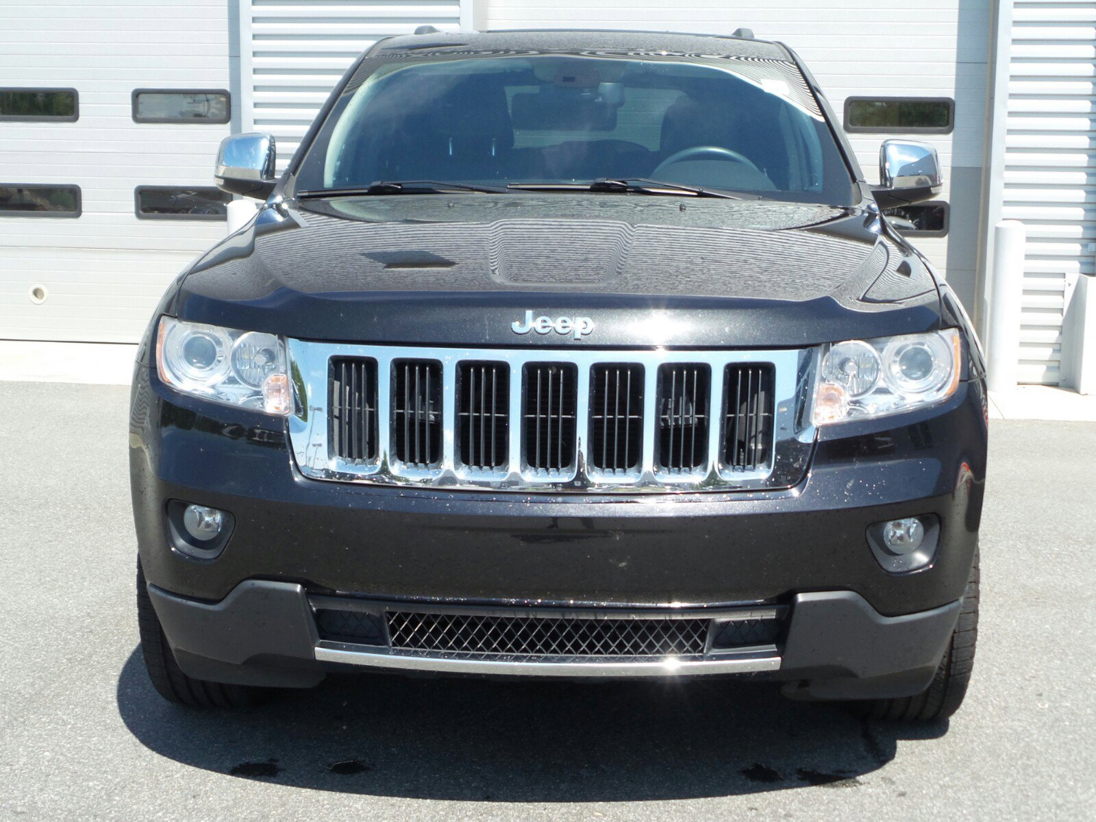 Pre-Owned 2012 Jeep Grand Cherokee Limited