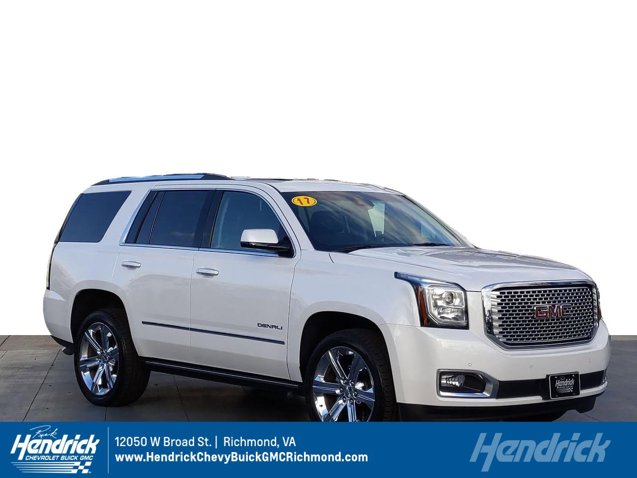 Pre Owned 2017 Gmc Yukon Denali Suv In Buford M21193a Mall Of Georgia Mazda
