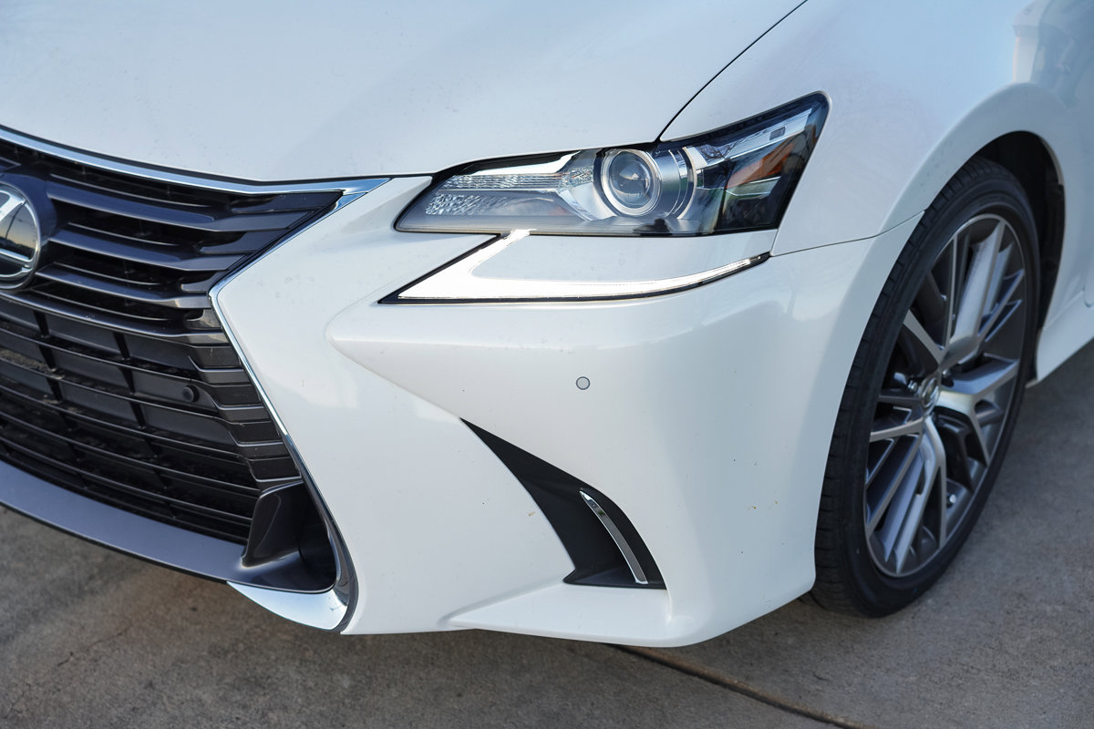 Pre-Owned 2017 Lexus GS GS 350