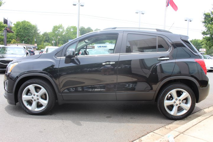 Pre-Owned 2015 Chevrolet Trax LTZ