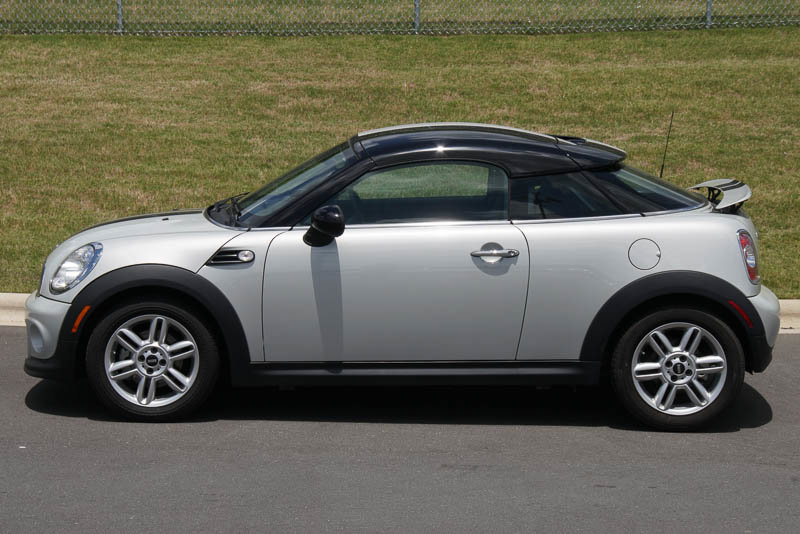 Certified Pre-Owned 2015 MINI Cooper Coupe 2dr