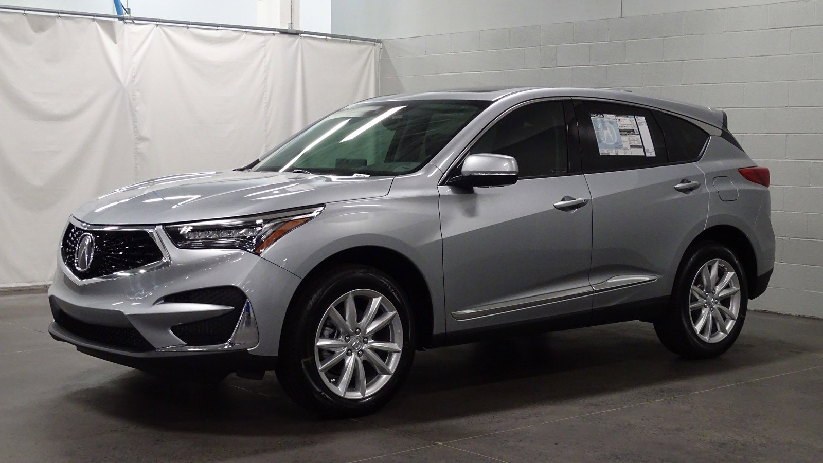 Pre-Owned 2021 Acura RDX 4DR FWD