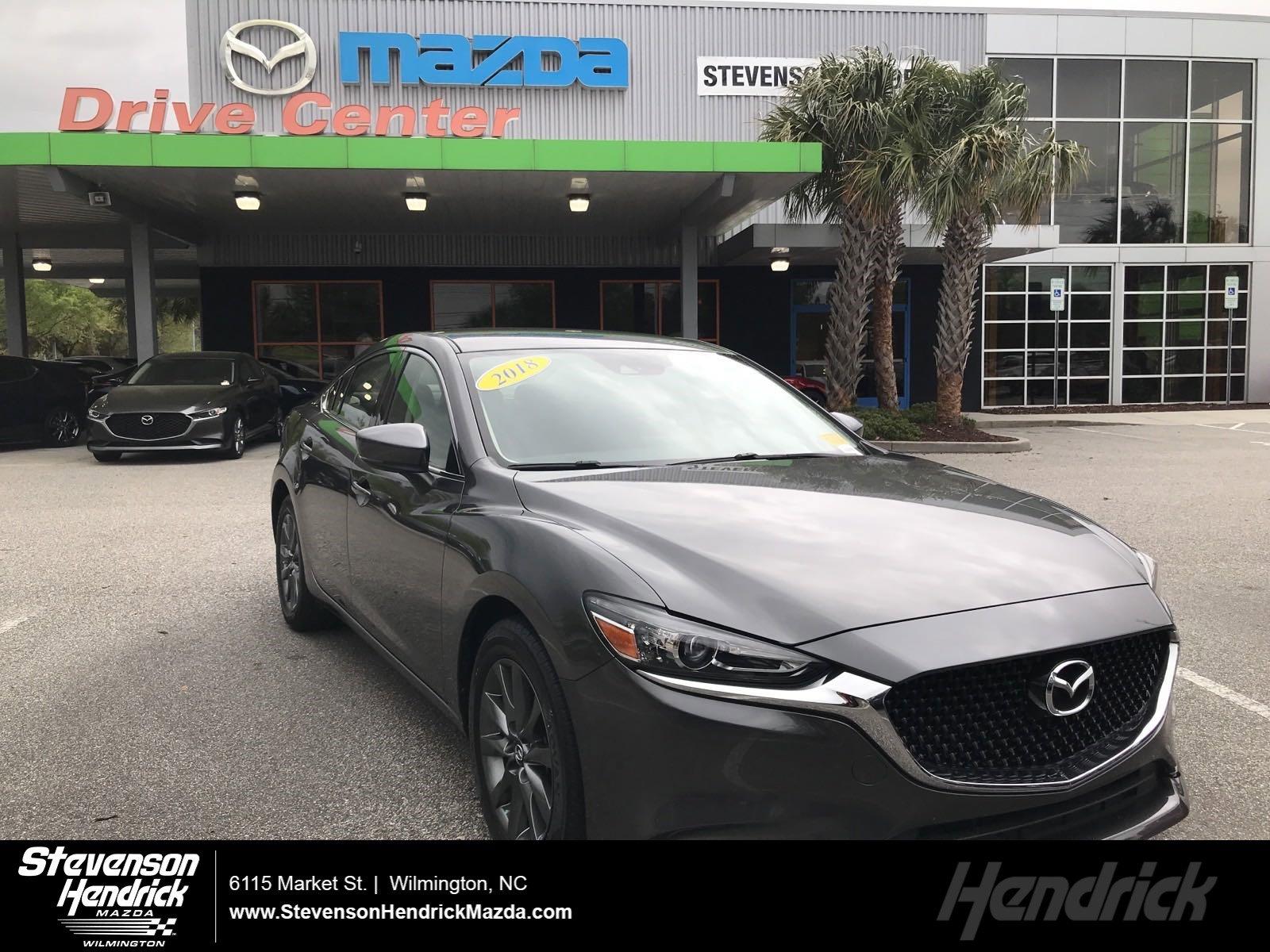 Pre-Owned 2018 Mazda6 Sport