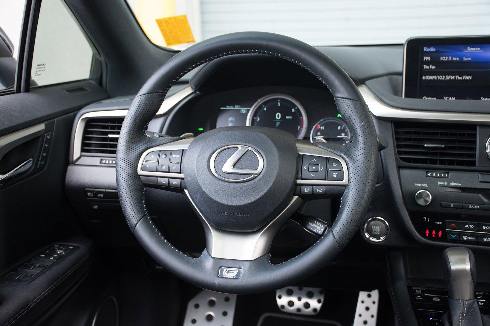 Pre-Owned 2019 Lexus RX RX 350 F SPORT